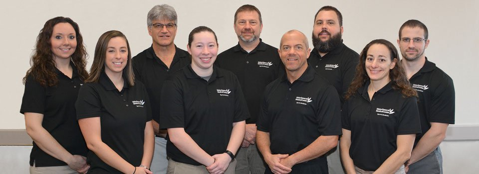 MaineGeneral Sports Medicine's athletic trainers
