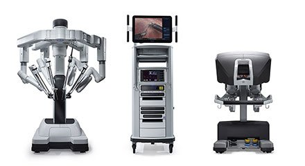 Minimally invasive robotic surgery at MaineGeneral