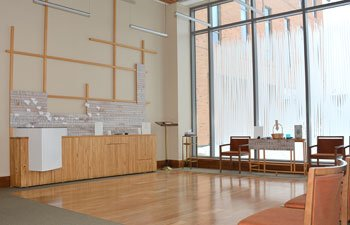 The Spiritual Center at the Alfond Center for Health in Augusta