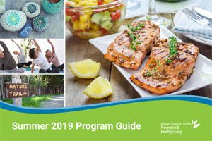 MaineGeneral Prevention & Healthy Living 2019 Spring Program Guide
